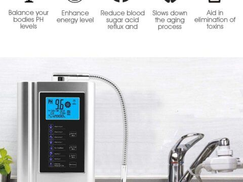 Learn About AlkaDrops Water Ionizers